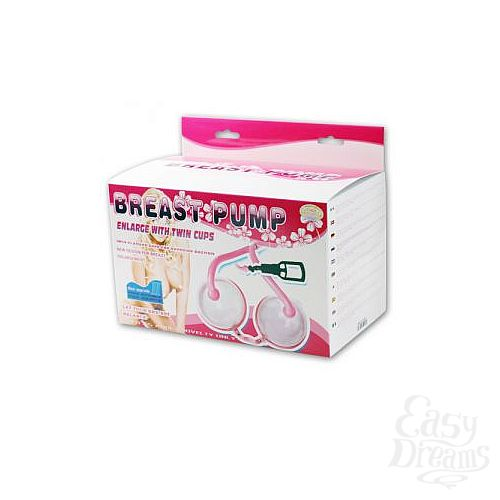 Фотография 3  Двойная вакуумная помпа для груди