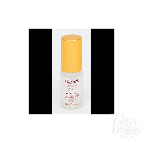 Фотография 2  Спрей с феромонами Natural Spray Extra Strong для женщин - 10 мл.