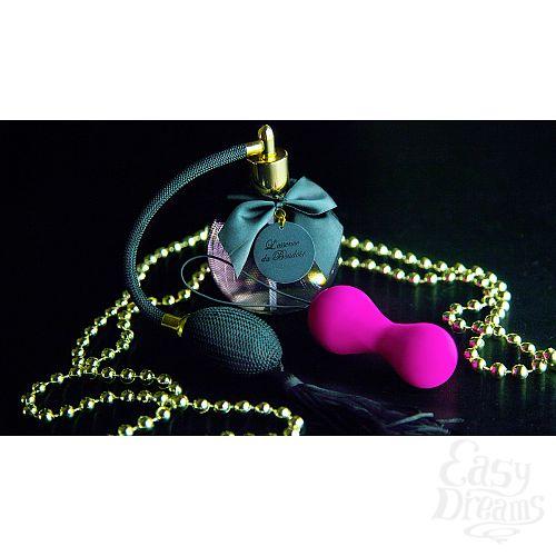Фотография 7 Fun Toys Вагинальные шарики hi-tech с персональным тренером вагинальных мышц Gballs 2 App - FT London (ex. Fun Toys), Розовый