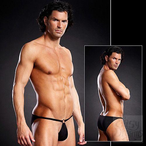 Фотография 1:  Сексуальные мужские pouch-бикини