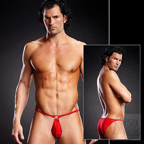 Фотография 2  Сексуальные мужские pouch-бикини