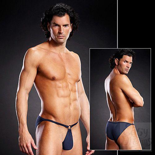 Фотография 3  Сексуальные мужские pouch-бикини