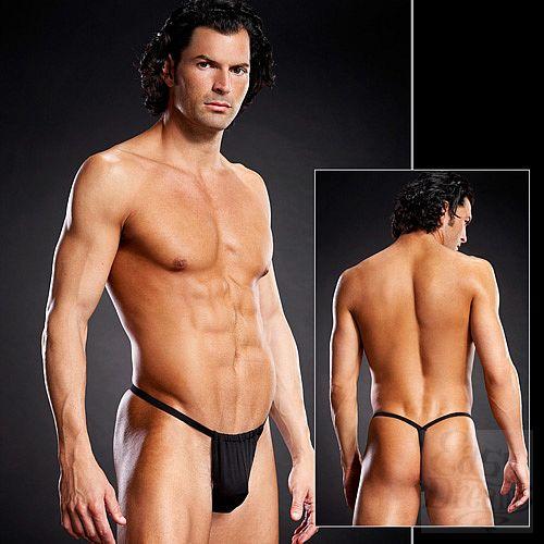 Фотография 1:  V-стринги для мужчин