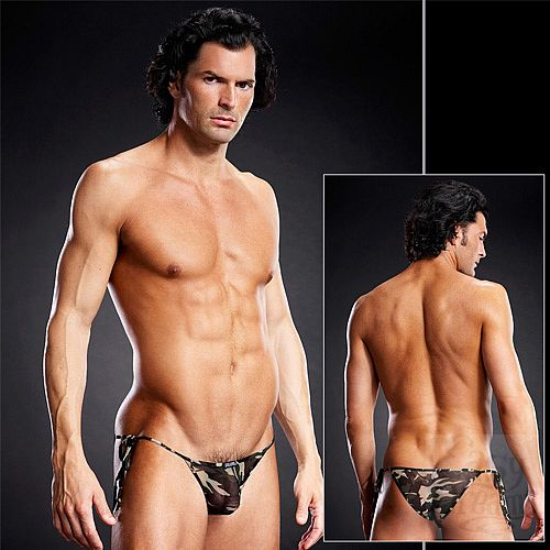 Фотография 1:  Мужские side-tie бикини