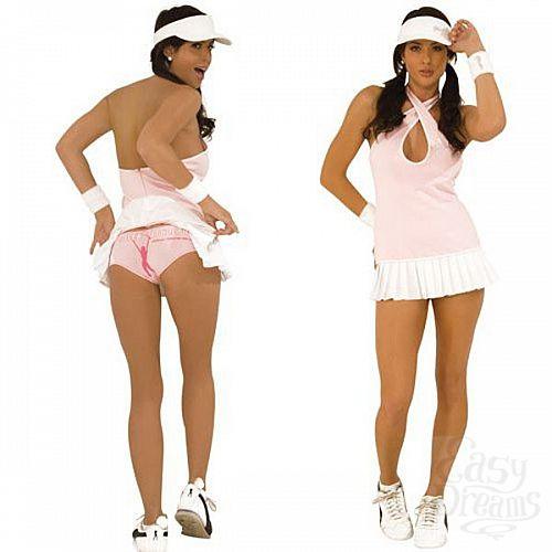 Фотография 1:  Костюм очаровательной теннисистки