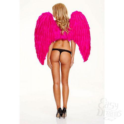Фотография 6  Большие крылья из натуральных перьев DARK DELIGHT