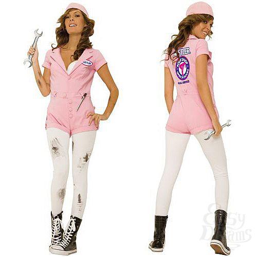 Фотография 1:  Женская униформа механика