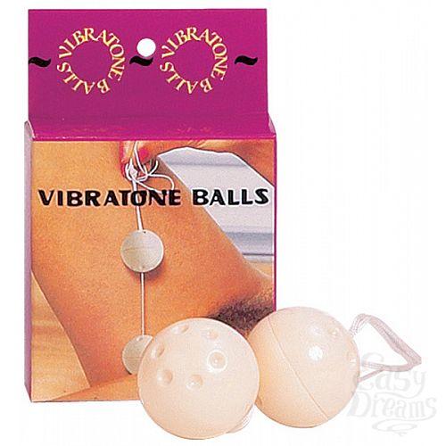 Фотография 1:  Пластиковые вагинальные шарики