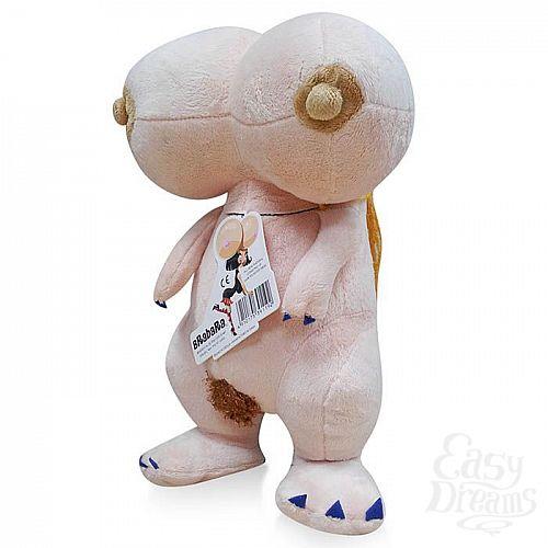 Фотография 1:  Забавная плюшевая игрушка Brabara