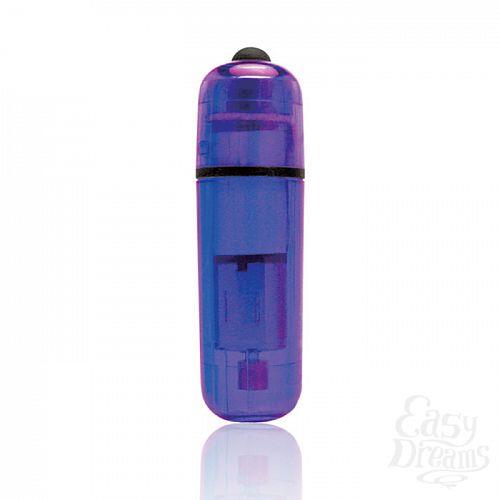 Фотография 2  Фиолетовая водонепроницаемая вибропулька
