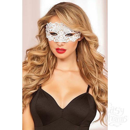 Фотография 2  Кружевная маска на глаза