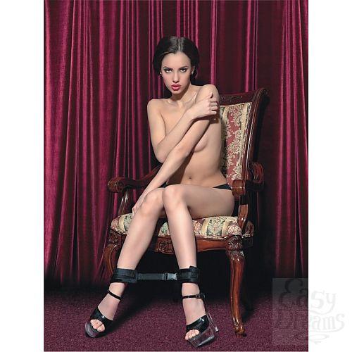 Фотография 1:  Мягкие оковы для фиксации ног или рук