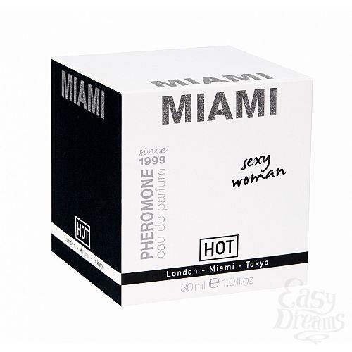 Фотография 1: HOT Production Духи для женщин с феромонами Miami Sexy WOMEN 30 мл 55112