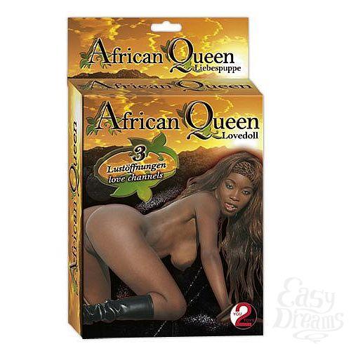 Фотография 1:  Кукла для любви  African Queen