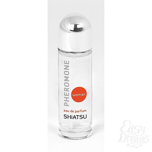 Фотография 1: SHIATSU Духи для женщин с феромонами Шиатсу  66102