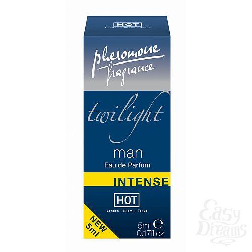 Фотография 2 HOT Production Духи для мужчин экстра сильные с феромонами Сумерки 55054