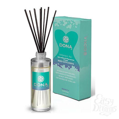 Фотография 3 DONA Ароматизатор воздуха DONA Reed Diffusers Naughty Aroma: Sinful Spring 60 мл