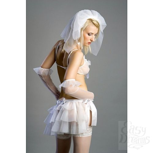 Фотография 2 FlirtON Костюм Невеста Elle Размер 46-48 2602-46-48