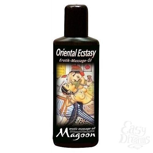 Фотография 1:  Масло массажное Magoon Oriental Ecstasy - 100 мл.