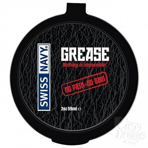 Фотография 1:  Крем для фистинга Swiss Navy Grease - 59 мл.