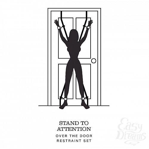 Фотография 4  Набор для фиксации на двери Stand to Attention