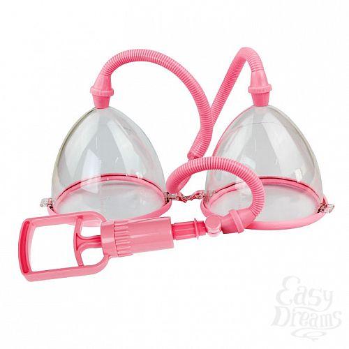 Фотография 1: Baile Двойная вакуумная помпа для груди BI-014091-1