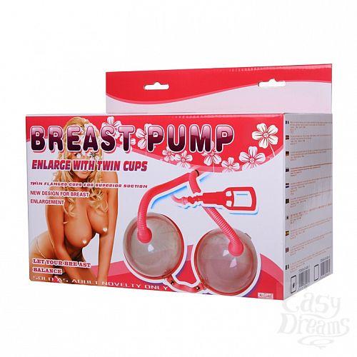 Фотография 2 Baile Двойная вакуумная помпа для груди BI-014091-1