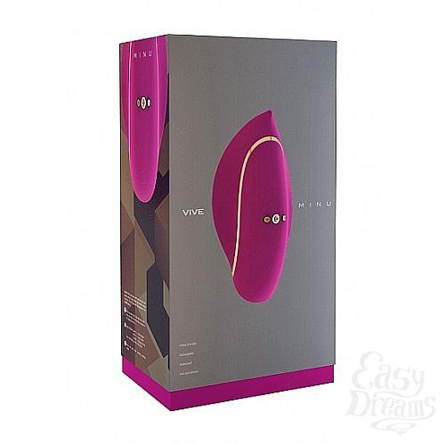 Фотография 2 Shotsmedia Клиторальный вибратор Minu-Pink SH-VIVE004PNK