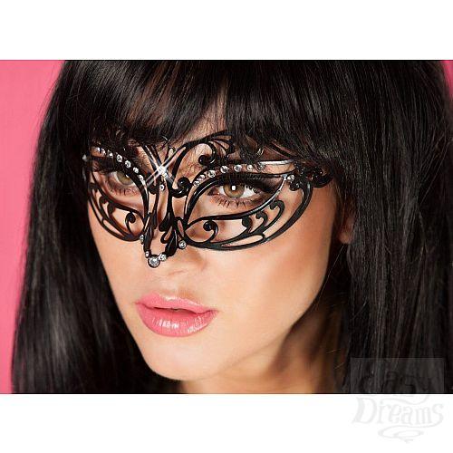 Фотография 1:  Эротическая кружевная маска