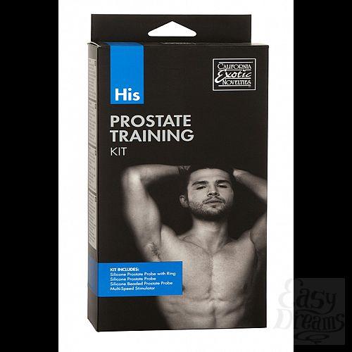Фотография 1: California Exotic Novelties Анальный набор His Prostate Training Kit