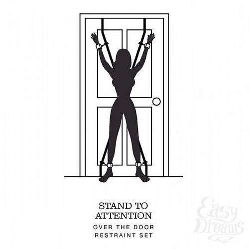 Фотография 4 Fifty Shades of Grey Фиксация на дверь FSoG Stand to Attention over the Door Restraint