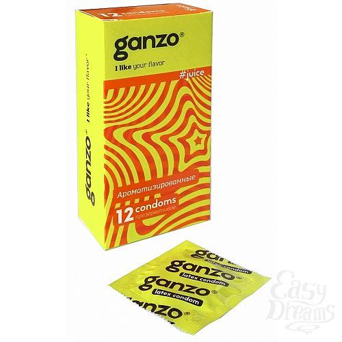 Фотография 1: Ganzo Презервативы GANZO Juice No12