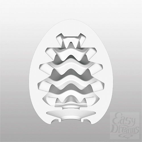 Фотография 2  Мастурбатор-яйцо с охлаждающей смазкой COOL EGG