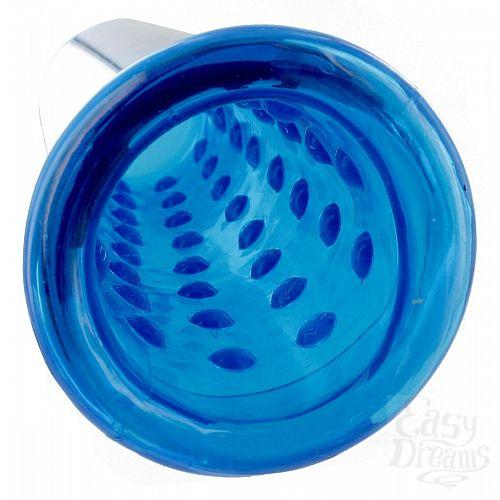 Фотография 2  Голубая вакуумная помпа XLsucker Penis Pump