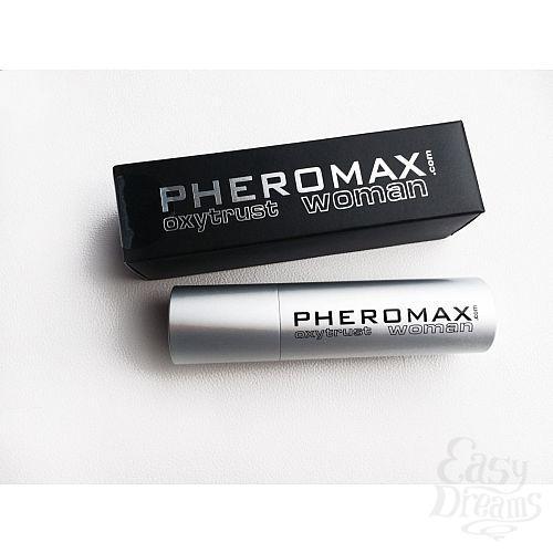 Фотография 1:  Концентрат феромонов для женщин Pheromax Oxytrust Woman - 14 мл.