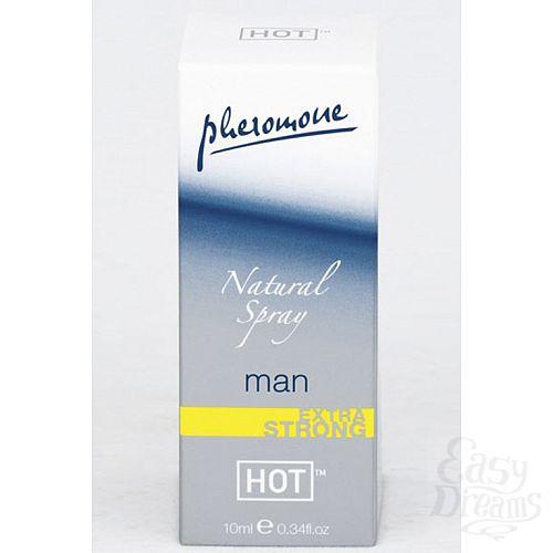 Фотография 1: SHIATSU Natural Spray Extra Strong мужские духи с феромонами 10мл