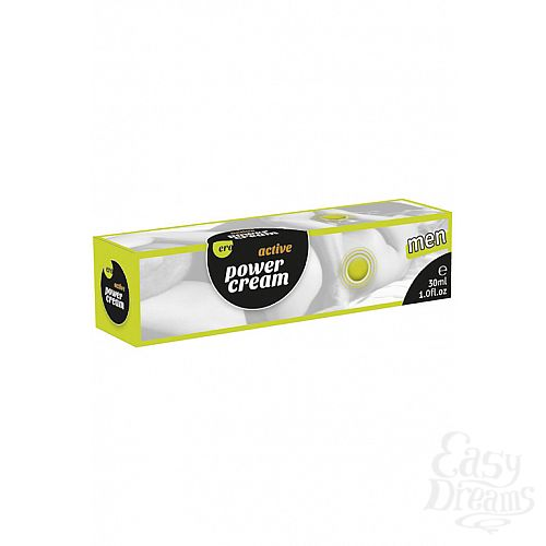 Фотография 1: ERO Power Cream Aсtive men крем для мужчин 30 мл