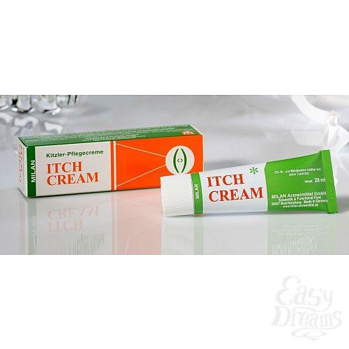 Фотография 2  Возбуждающий крем для женщин Itch Cream - 28 мл.