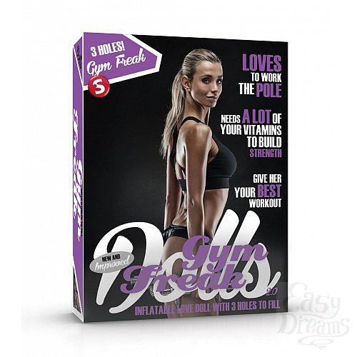 Фотография 2  Кукла сексуальная спортсменка Gym Freak