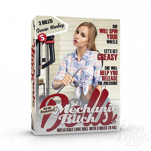 Фотография 2  Кукла сексуальный автослесарь Mechanic Bitch