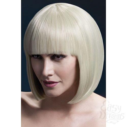 Фотография 1:  Парик цвета блонд Elise