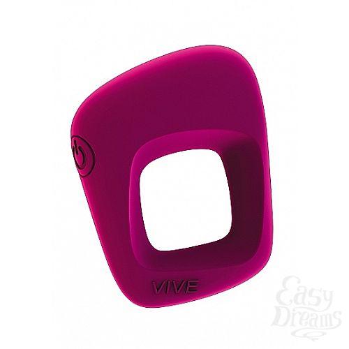 Фотография 1: Shotsmedia Вибрирующее кольцо Senca, Черный