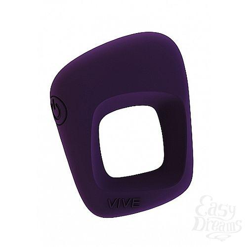 Фотография 5 Shotsmedia Вибрирующее кольцо Senca, Черный