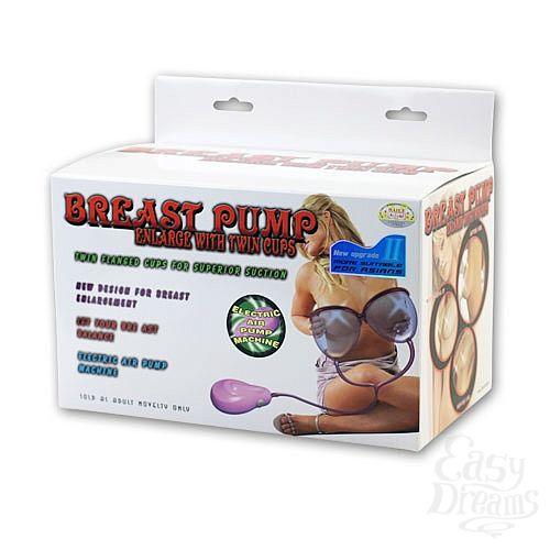 Фотография 2 Baile Двойная вакуумная автоматическая помпа для груди