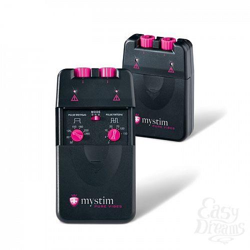 Фотография 2 Mystim Электростимулятор Mystim Tens Unit 3F Pure Vibes