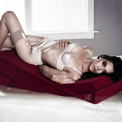 Фотография 2  Фиолетовая подушка для секса из двух частей  Liberator Wedge/Ramp Combo