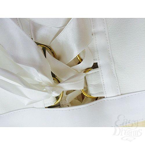 Фотография 3 Lolitta Изысканный комплект Charme set - Lolitta, L/XL, Белый