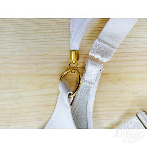 Фотография 4 Lolitta Изысканный комплект Charme set - Lolitta, L/XL, Белый