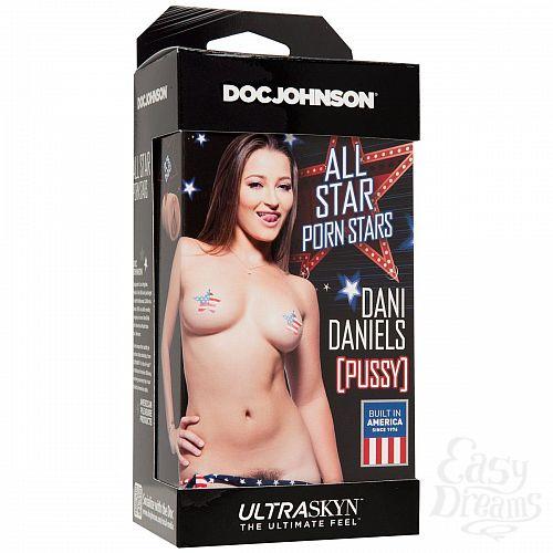 Фотография 3  Мастурбатор-реалистик Pocket Pals - Dani Dan - 13,72 см.