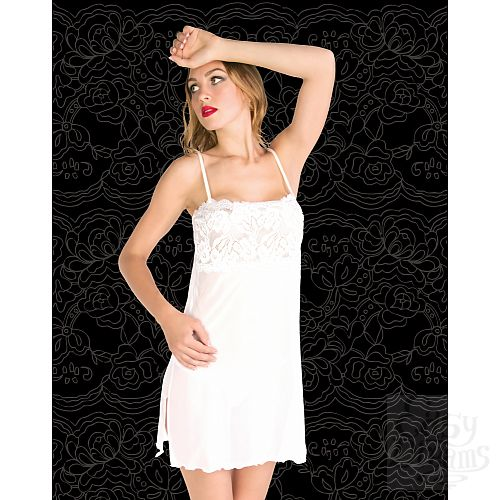 Фотография 1: FlirtON Комбинация Julia белая 50-52 2632-1-50-52